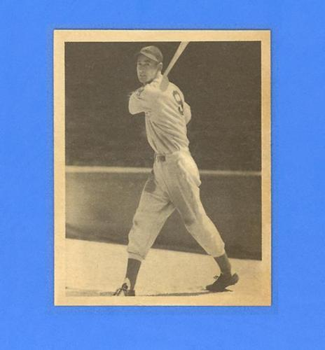 TED WILLIAMS 1939 PLAY BALL 92  RC  RED SOX  UNBELIEVABLE SHARP