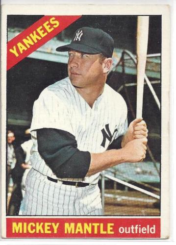 1966 Topps Baseball Complete Set 598 Cards w Stars Lot 316