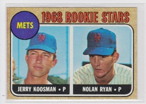 1968 Topps Baseball Complete Set 598 Cards High Grade Lot 319