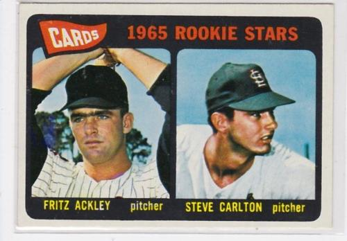 1965 Topps Baseball Card Complete Set w Stars Lot 308