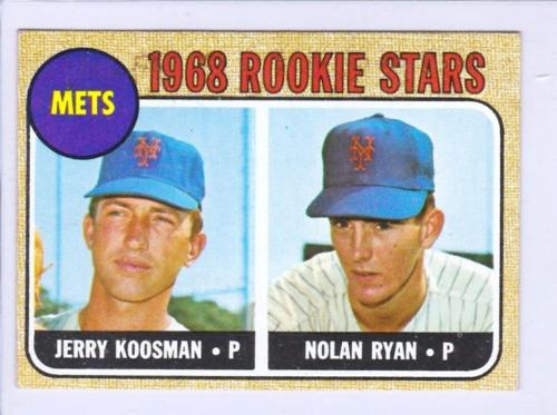 1968 Topps Baseball Complete Set 591 Cards High Grade Lot 312