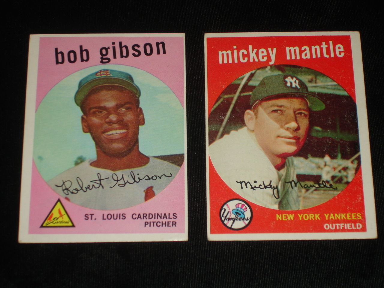 1959 Topps Baseball Card Complete Set of 572  VG to EXMT