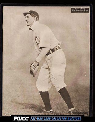 190913 M1012 Sporting News Supplement Shoeless Joe Jackson PWCC