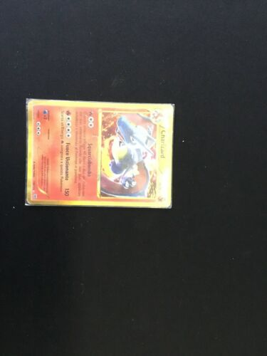Pokemon Charizard Plasma Storm ENG PSA9 136135 Edizione Italiana