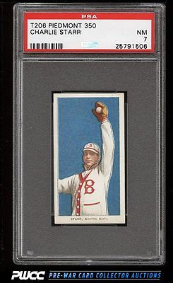 190911 T206 Charlie Starr PSA 7 NRMT PWCC