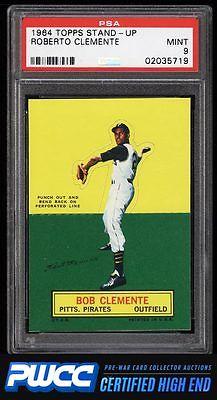 1964 Topps StandUp Roberto Clemente PSA 9 MINT PWCCHE