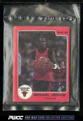 1986 Star MJ Factory Sealed Set Michael Jordan ROOKIE RC x10 PWCC